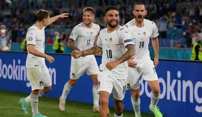 Bungkam Turki 3-0, Ini Pertama Kalinya Italia Cetak Tiga Gol di Kejuaraan Eropa