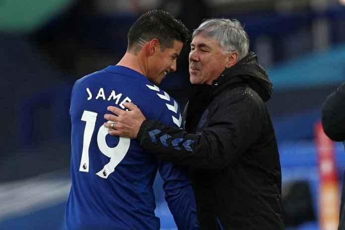 James Rodriguez Nggak Terpengaruh Ancelotti ke Madrid