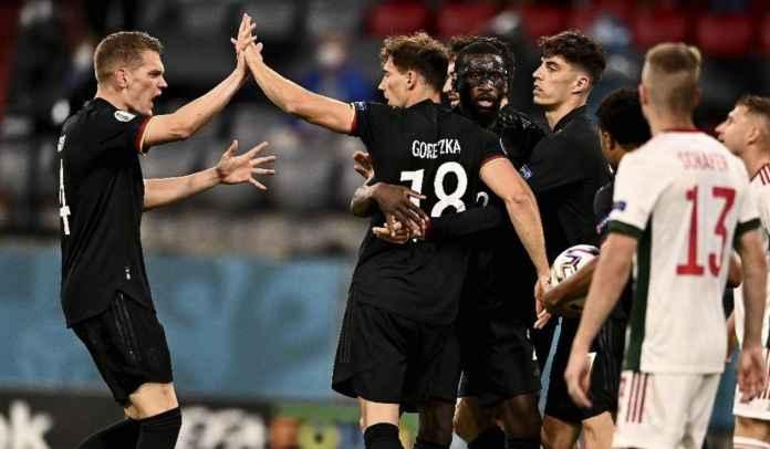 Rekor Kejuaraan Eropa Hari Ini, 18 Gol Tercipta Hanya Dalam Empat Pertandingan