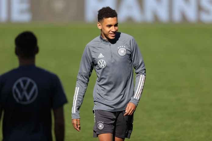 Jerman Jumpa Inggris, Pemain Muda Bersemangat
