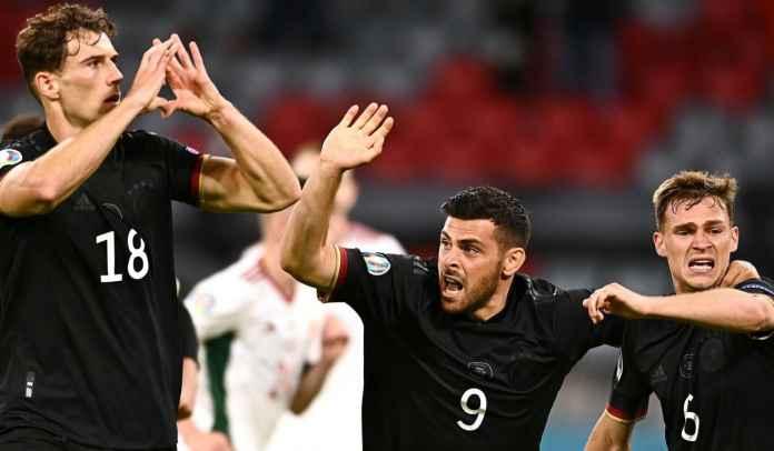 Jerman Antusias Ketemu Inggris, Punya Rekor Pertemuan Mentereng vs Three Lions