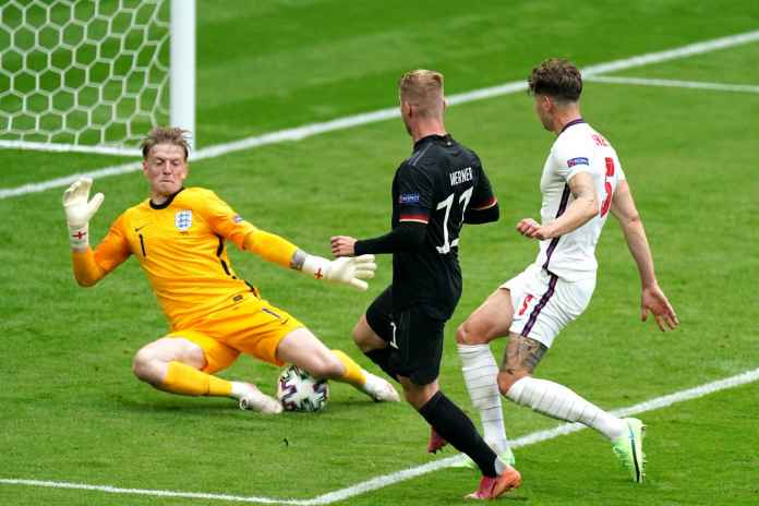 Jordan Pickford Ingin Three Lions Fokus Kontra Ukraina