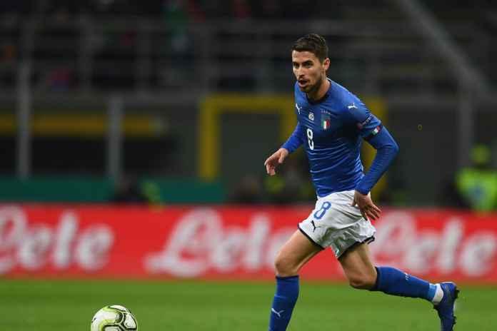 Jorginho Beberkan Targetnya Usai Dipanggil Timnas Italia