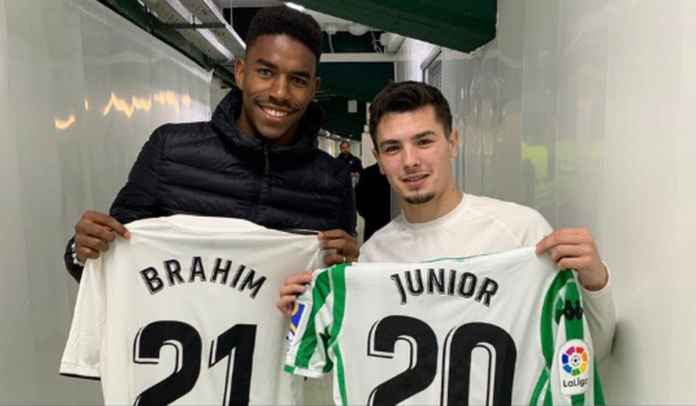Transfer Murah Milan : Pinjam Brahim Diaz dari Madrid & Junior Firpo dari Barcelona