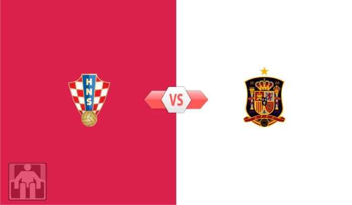 Prediksi Kroasia vs Spanyol, Babak 16 Besar Euro 2020, Senin 28 Juni 2021