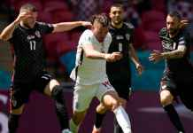 Pirlo Inggris, yang Baru Dipanggil Agustus 2020, Beri Assist Untuk Gol Raheem Sterling