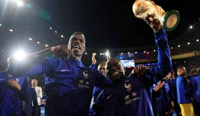 Prancis Difavoritkan Bisa Kawinkan Trofi Piala Dunia 2018 Dengan Euro 2020