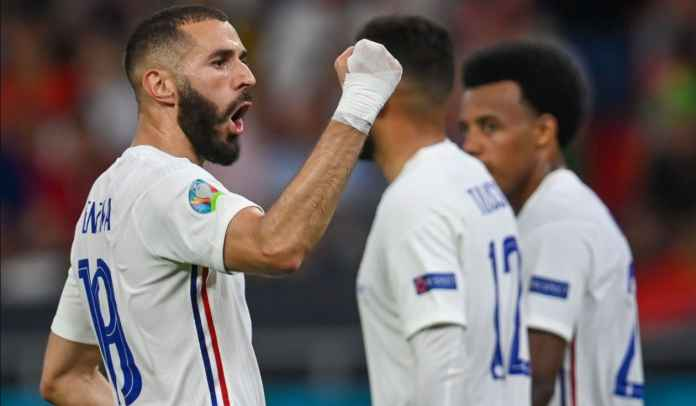 Borong Dua Gol Prancis, Karim Benzema Sekarang Pecahkan Rekor Zinedine Zidane