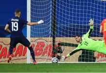 Karim Benzema Kembali ke Timnas Perancis Setelah 6 Tahun, Eh Gagal Penalti Tadi Malam