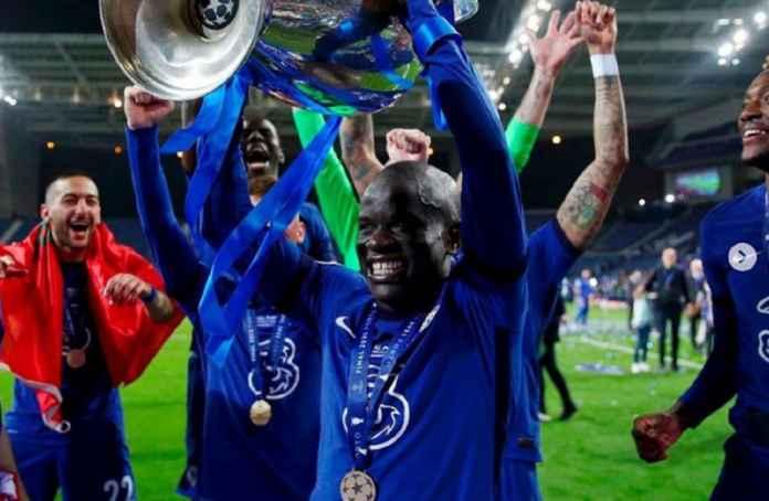 N'Golo Kante Beri Bocoran Mengenai Masa Depannya di Chelsea