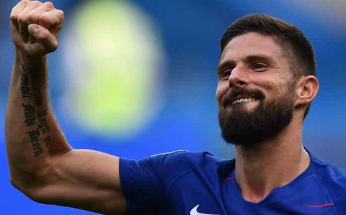 Olivier Giroud Setujui Kesepakatan Tinggalkan Chelsea