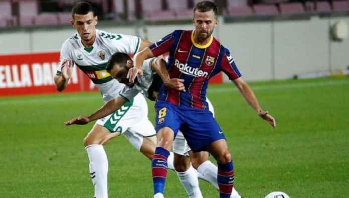 Miralem Pjanic Tetap Diminati, Everton Siap Tampung Jika Dilepas Barcelona