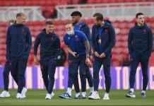 Manchester United Gunakan Alex Telles untuk Datangkan Ashley Young yang Baru