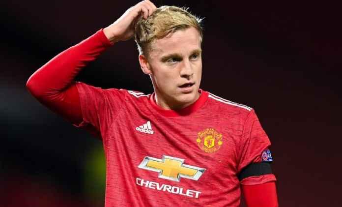Absen di Timnas Belanda Ancam Karir Donny van de Beek di Manchester United