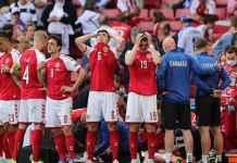 Christian Eriksen Mengaku Sudah Siap Berlatih Lagi Dua Hari Setelah Kolaps di Laga Denmark Kontra Finlandia