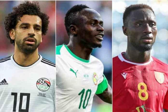 Liverpool Lega, Tiga Pemain Ini Batal Berlaga di Piala Afrika
