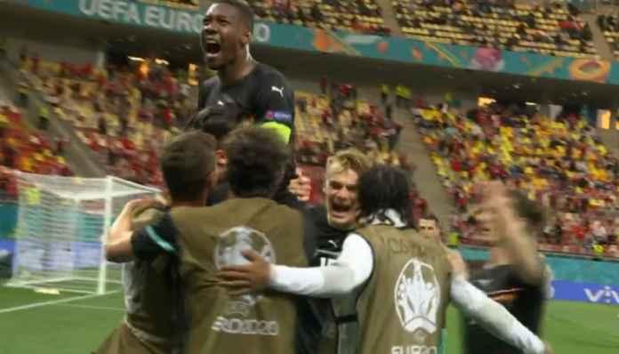 Hasil Austria vs Makedonia Utara di EURO 2020, Menang Telak dengan Mudah di Laga Perdana