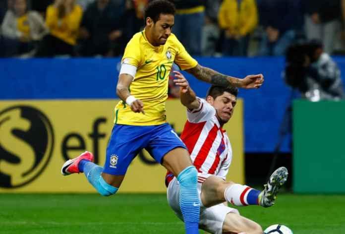 Hasil Kualifikasi Piala Dunia: Brasil Menang Walau Kesulitan di Kandang Paraguay