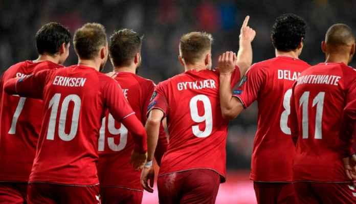 Timnas Denmark Bersiap Lakoni Laga Emosional Kontra Belgia