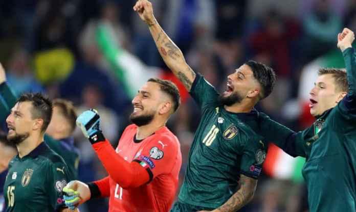 Saling Puji dan Tebar Ancaman, Italia Kontra Turki di Laga Pembuka Euro 2020 Diyakini Bakal Seru