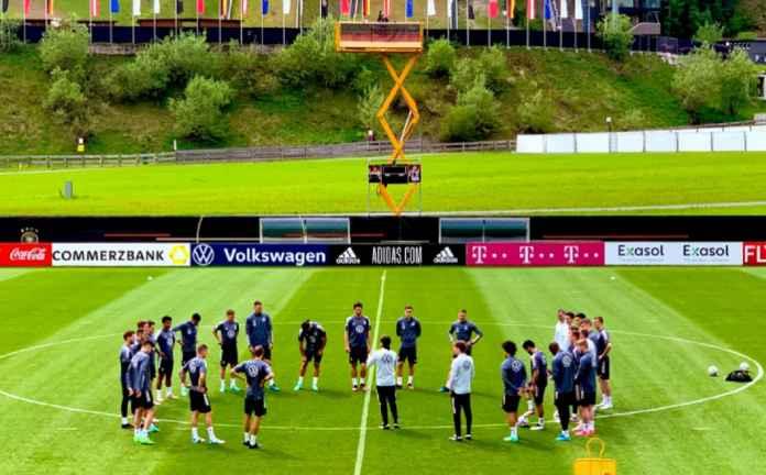 Timnas Jerman Tambah Semangat, Dua Pemain Cedera Kembali Latihan
