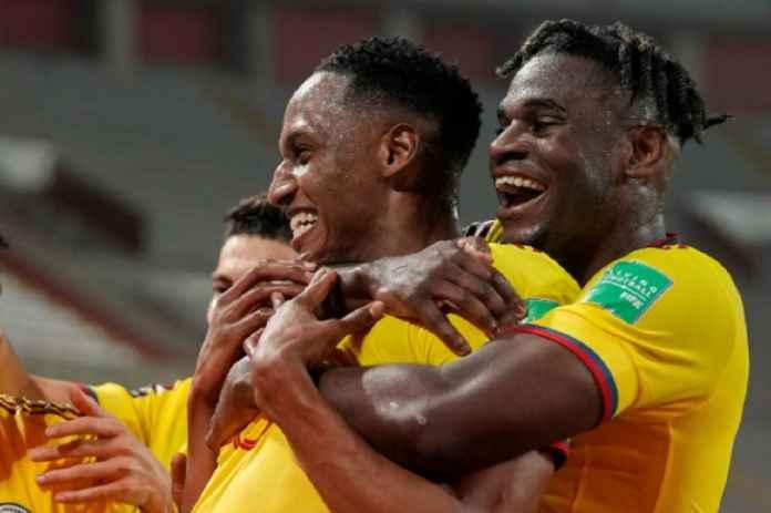 Hasil Kualifikasi Piala Dunia: Dibantai Kolombia, Peru Makin Tenggelam di Posisi Juru Kunci