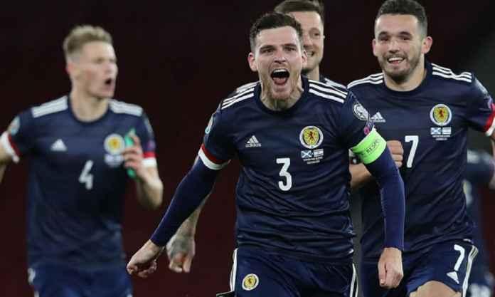 Turnamen Pertama dalam 23 Tahun Terakhir, Timnas Skotlandia Andalkan Pemain Muda
