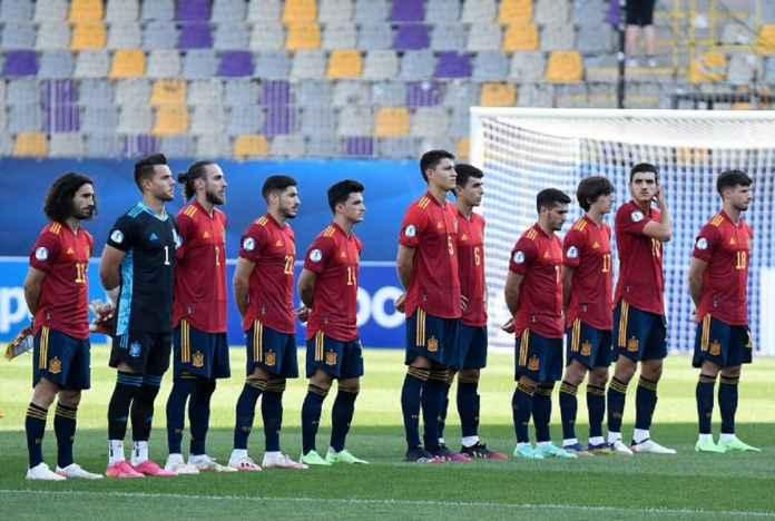 Timnas Spanyol Panggil 11 Pemain U-21 Perkuat Tim Paralel di Euro 2020