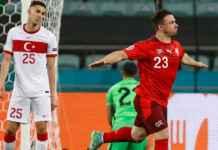 Hasil Swiss vs Turki di EURO 2020, Bintang Liverpool Ini Sumbang Dua Gol, Turki Angkat Koper