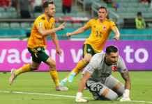 Hasil Turki vs Wales di EURO 2020: Gareth Bale Gagal Penalti, Wales Tetap Kandaskan Turki