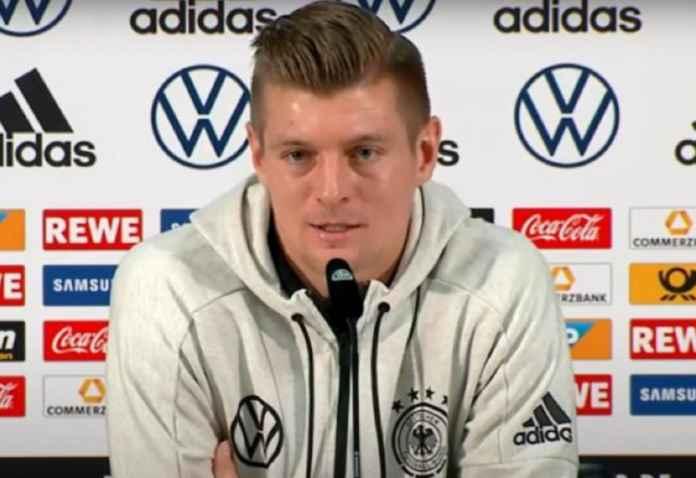 Toni Kroos Isyaratkan Pensiun Usai Euro 2020