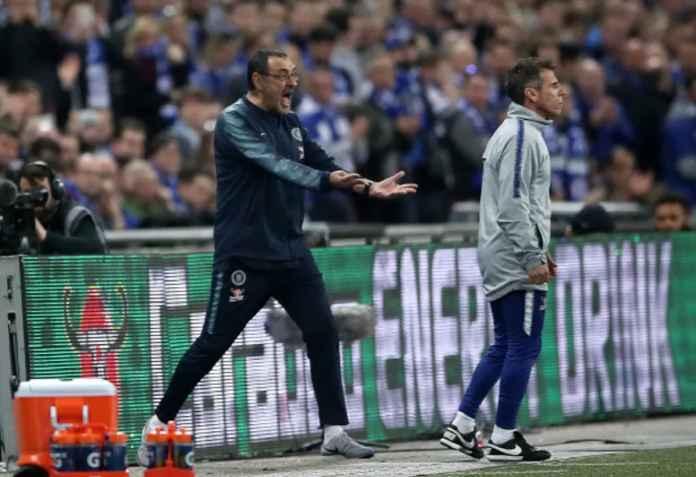 Maurizio Sarri Ajak Pemain Menganggur di Chelsea Reuni di Lazio