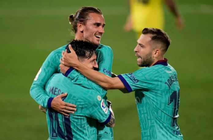 Tak Bahagia di Barcelona, Antoine Griezmann Berharap Euro 2020 Membantunya