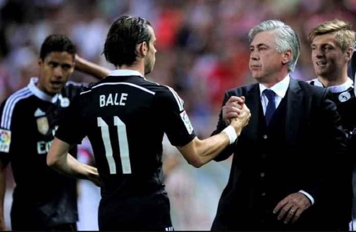 Carlo Ancelotti dan Masa Depan Gareth Bale - Odegaard di Real Madrid