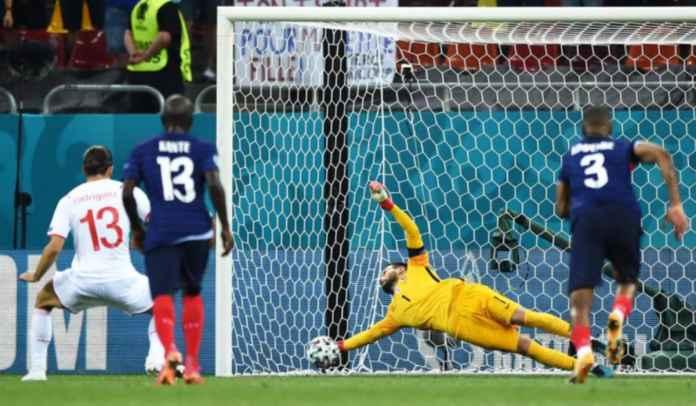 Butuh 17 Tahun Bagi Prancis Untuk Bisa Selamatkan Penalti Pertama Sejak 2004