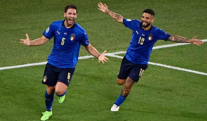 Baru 23 Tahun, Manuel Locatelli Jadi Pencetak Gol Termuda di Euro 2020 Sejauh Ini