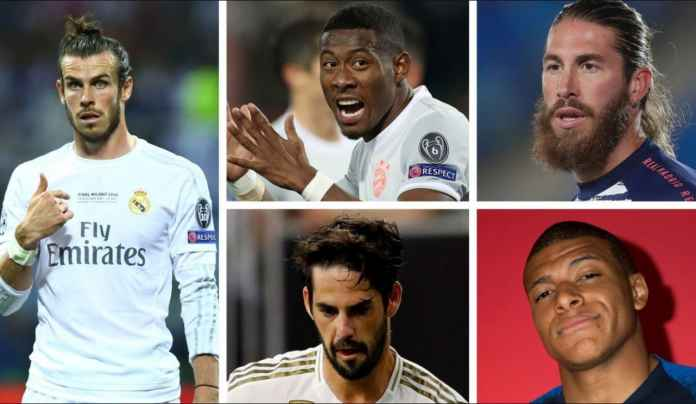Ini Rencana Transfer Lengkap Real Madrid di Musim Panas Ini, Madridista Wajib Baca!
