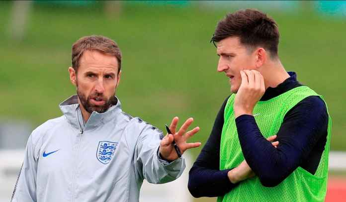 Harry Maguire Diragukan Bisa Fit Di Laga Pembuka Euro 2020 Inggris vs Kroasia
