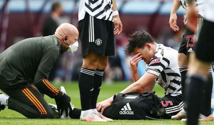 Harry Maguire Ungkap Perkembangan Cederanya Jelang Dimulainya Euro 2020