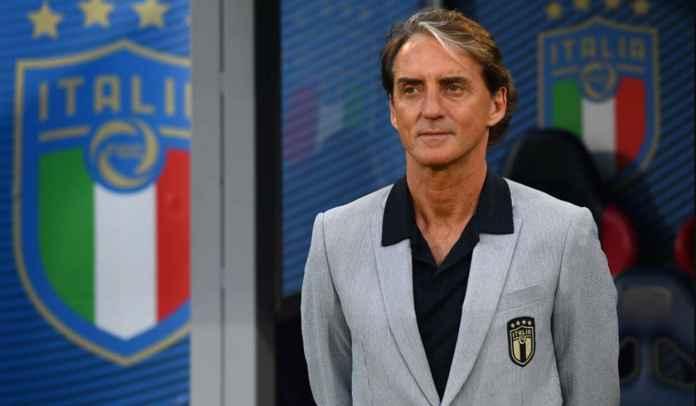 Euro 2020 : Roberto Mancini Minta Italia Nikmati Sepak Bola Mereka vs Austria
