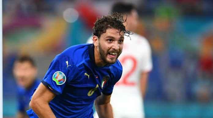Italia Unggul 1-0 Swiss Berkat Kerjasama Dua Pemain Sassuolo