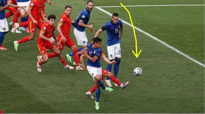 Hasil Italia vs Wales di EURO 2020: Free Kick Pemain PSG Beri Azzurri Nilai Sempurna 9 dan Nihil Gol Kebobolan