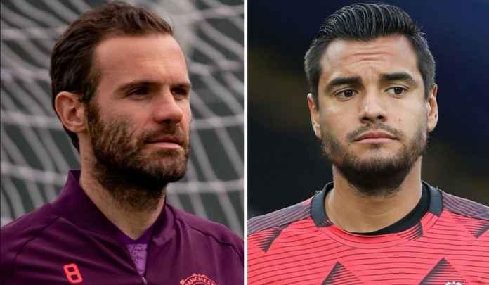 Man Utd Umumkan Kepergian Delapan Pemain, Termasuk Dua Penjaga Gawang