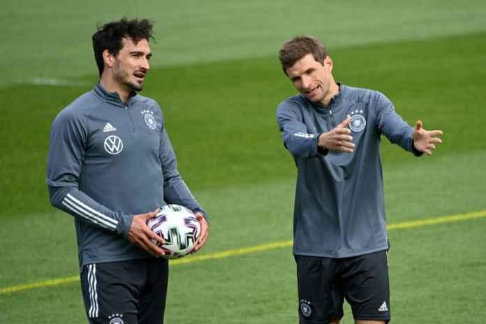 Mats Hummels Tebar Ancaman Jelang Dimulainya Euro