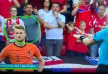 Momen Belanda vs Ceko Ketika Matthijs de Ligt Sadar: Gawat, Kartu Merah Nih