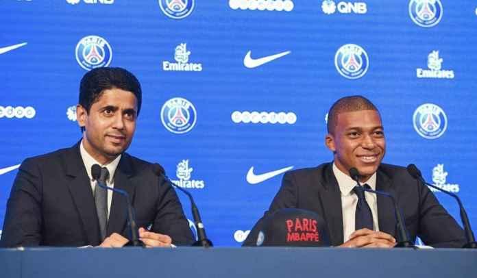 Presiden PSG Peringatkan Madrid & Liverpool : Sorry Bos, Kylian Mbappe Nggak Dijual!