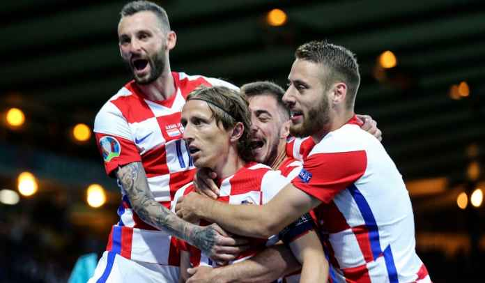 Ivan Perisic & Luka Modric Catat Rekor Mengesankan Usai Kroasia 3-1 Skotlandia