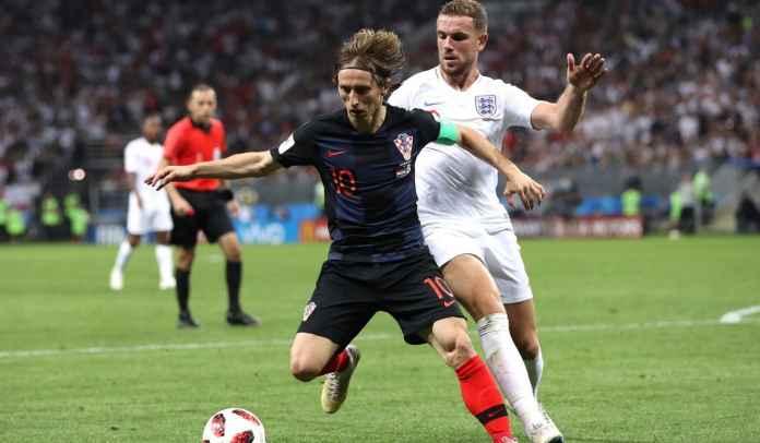 Luka Modric Sebut Laga Kroasia vs Inggris di Laga Pembuka Fase Grup Bak Partai Final