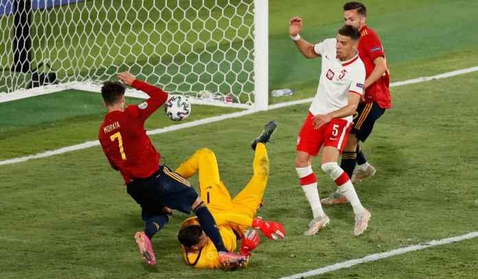 Kemarin Dikecam, Sekarang Morata Langsung Catat Rekor Gol Untuk Spanyol