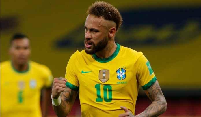 Brasil Selalu Menang Kalau Neymar Cetak Gol, Sekarang Pimpin Top Skor Kualifikasi PD 2022